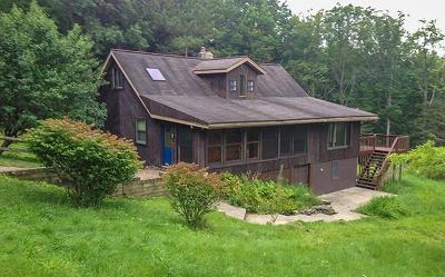 Allegany County, Genesee County, Livingston County, Ontario County, Steuben County, Wyoming County, Yates County Single Family Home A-Active: 9130 Luckenbach Hill Road