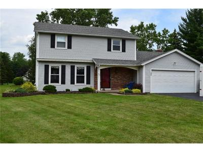 Penfield Single Family Home A-Active: 58 Rolling Meadows Way