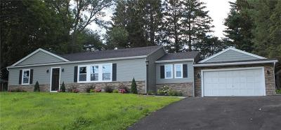 Pittsford Single Family Home A-Active: 253 Fairport Road