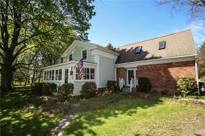 Monroe County Single Family Home A-Active: 121 Wickens Road