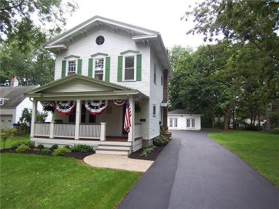 Webster Single Family Home A-Active: 71 Corning Park