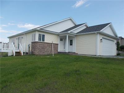 Gorham Single Family Home A-Active: 4349 County Road 1 Road