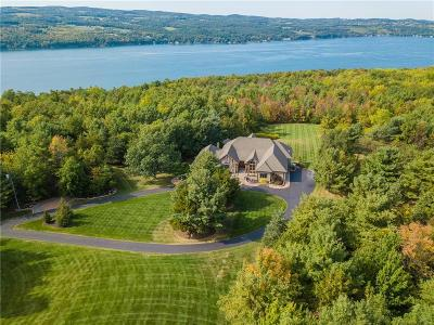 Gorham NY Single Family Home A-Active: $725,000