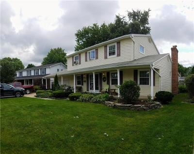 Single Family Home A-Active: 143 Willow Green Drive