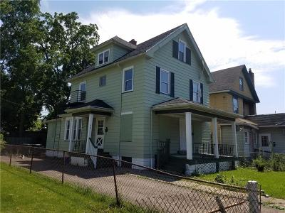 Monroe County Multi Family 2-4 A-Active: 410 Genesee Street