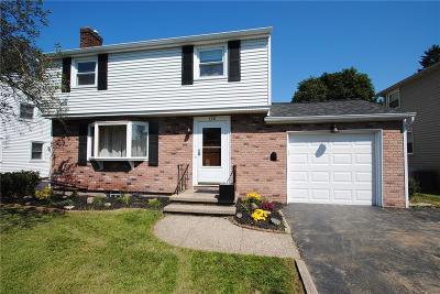 Irondequoit Single Family Home A-Active: 100 Vinedale Avenue