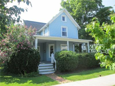 Canandaigua-City NY Single Family Home A-Active: $134,900