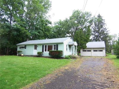 Allegany County, Genesee County, Livingston County, Ontario County, Steuben County, Wyoming County, Yates County Single Family Home A-Active: 2193 Main Road