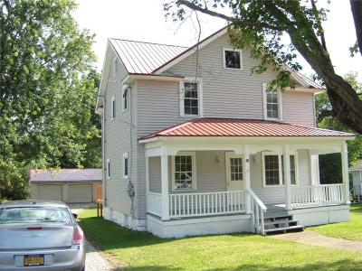 Andover NY Single Family Home A-Active: $57,900