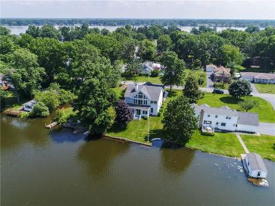 Monroe County Single Family Home A-Active: 161 North Drive