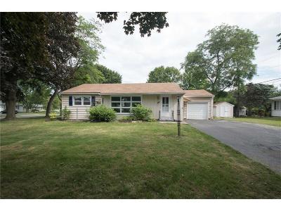 Irondequoit Single Family Home A-Active: 380 Noridge Drive
