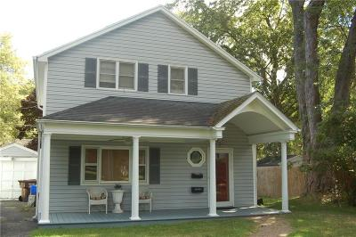 Irondequoit Single Family Home A-Active: 32 Frontenac Northeast