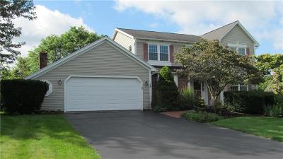 Penfield Single Family Home A-Active: 19 Fox Hill Drive