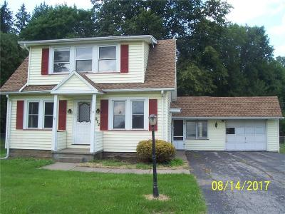 Irondequoit Single Family Home A-Active: 1072 Whitlock Road