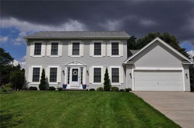 Henrietta Single Family Home A-Active: 111 Windelin Drive