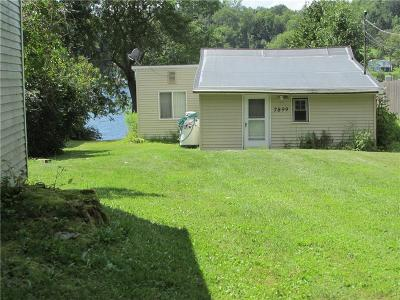 Genesee County, Livingston County, Monroe County, Ontario County, Orleans County, Wayne County Single Family Home A-Active: 7899 Finch Road