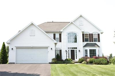 Victor Single Family Home A-Active: 766 Duck Hollow