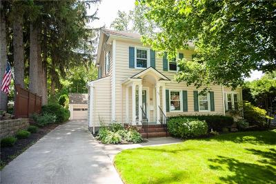 Webster Single Family Home A-Active: 59 Fuller Avenue