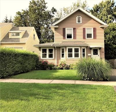 Irondequoit Single Family Home A-Active: 138 Culver Parkway