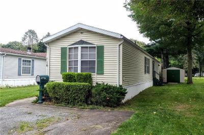 Penfield Single Family Home A-Active: 16 Gennis Drive Drive