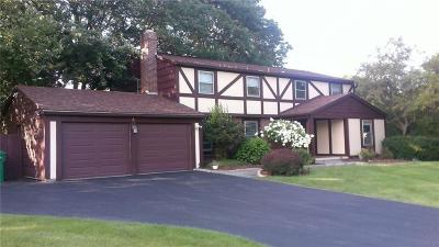 Pittsford Single Family Home A-Active: 4 Twining Court