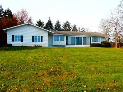 Single Family Home A-Active: 5170 Rt 89 Highway