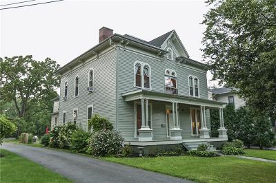 Canandaigua-City Single Family Home A-Active: 101 Howell Street