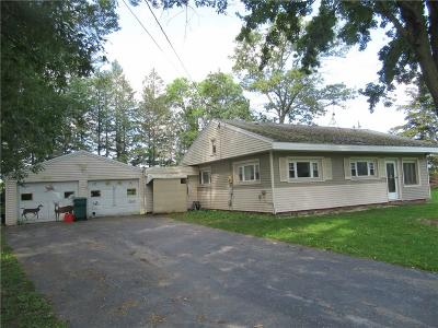 Stafford Single Family Home A-Active: 8864 Route 237