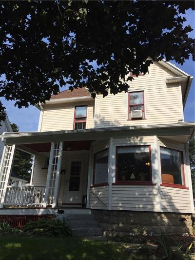 Rochester Single Family Home A-Active: 11 Rosedale Street