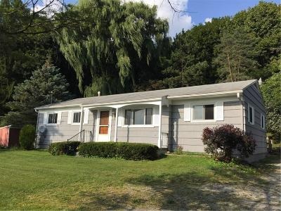 North Dansville NY Single Family Home A-Active: $99,900