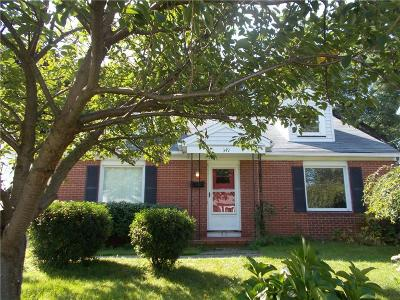 Irondequoit NY Single Family Home A-Active: $94,900