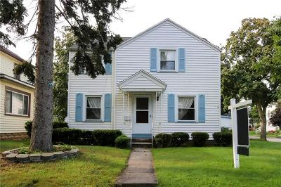 Rochester Single Family Home A-Active: 115 Weston Road