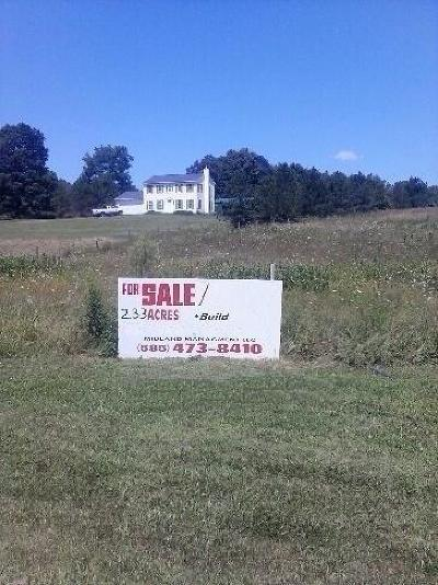Rush Residential Lots & Land U-Under Contract: 760 Hon Falls 5pts Rd Hon Falls 5 Pts Rd Road