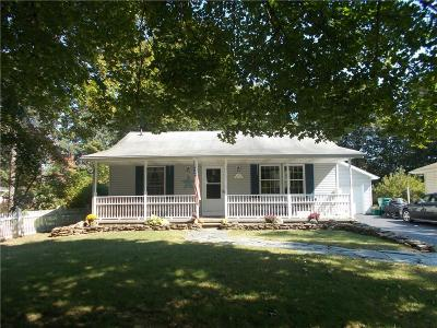 Caledonia NY Single Family Home A-Active: $128,900
