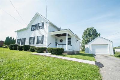 Single Family Home S-Closed/Rented: 5863 East River Road