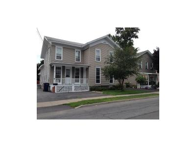 Seneca Falls NY Multi Family 5+ A-Active: $112,000