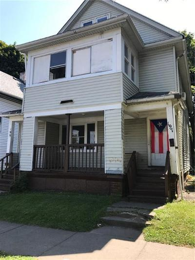 Rochester Multi Family 2-4 A-Active: 197 Avenue D