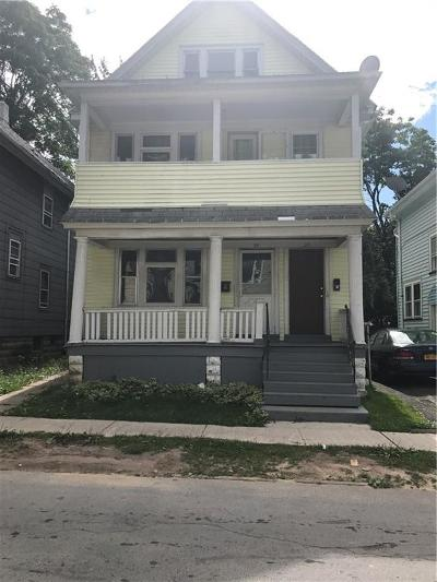 Rochester Multi Family 2-4 A-Active: 23-25 Weaver Street
