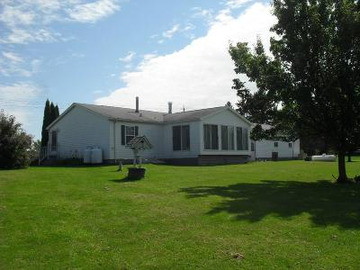 Single Family Home Sold: 4991 Butler Center Road