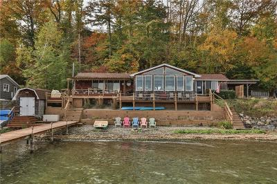 Single Family Home A-Active: 2171 Hansen Point Road