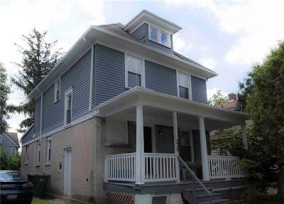 Rochester Single Family Home A-Active: 239 Columbia Avenue