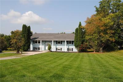 Livonia Single Family Home A-Active: 6759 Cadyville Road