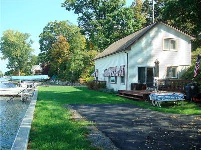 Single Family Home A-Active: 652 East Lake Rd