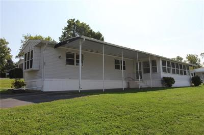 Livonia Single Family Home A-Active: 4795 E Lake Rd #31