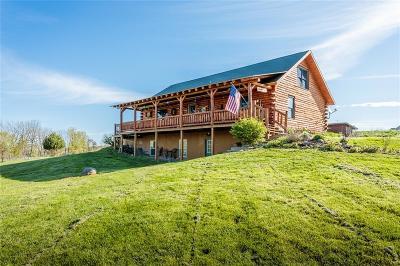 Livonia NY Single Family Home A-Active: $269,000