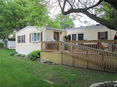 Avon NY Single Family Home A-Active: $24,900
