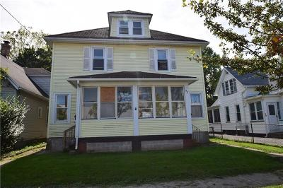 Rochester NY Multi Family 2-4 Sold: $39,000