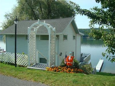 Milo NY Single Family Home A-Active: $375,000