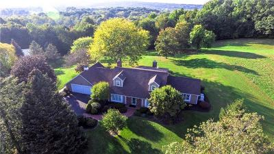Victor Single Family Home A-Active: 130 Cline Road
