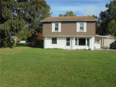 Single Family Home Sale Pending: 1319 Hecker Road